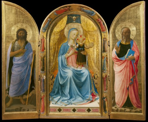 Beato Angelico - Tabernacolo dei Linaioli, Firenze dans immagini sacre Tabernacolo%20linaioli