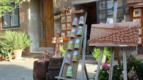 itinerario itinerario botteghe artigiane