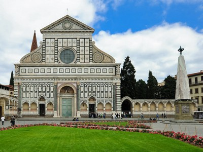 CHURCH OF S. MARIA NOVELLA AND BRANCACCI CHAPEL